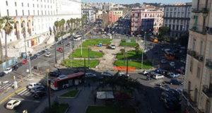 Piazza Carlo III Napoli