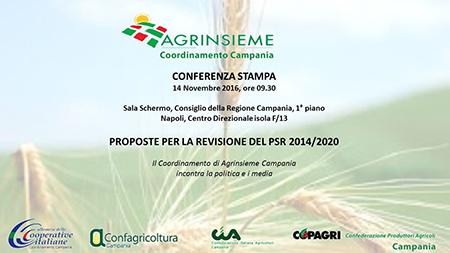 Proposte per la revisione del Piano di Sviluppo Rurale 2014/2020