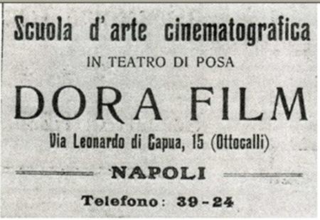 Dora Film Elvira Notari