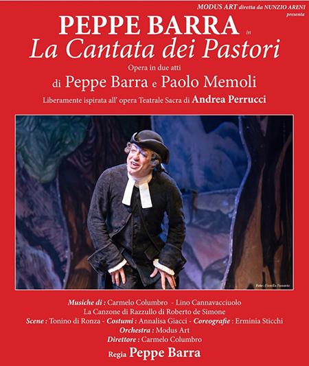La Cantata dei Pastori Peppe Barra