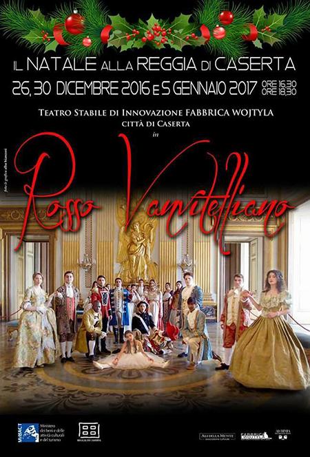 Vigilia Della Befana Con Rosso Vanvitelliano Ex Partibus