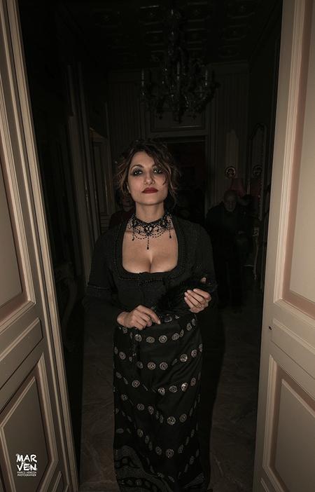 Katia Tannoia in 'Meretrices'