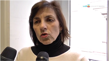 Maria de Luzenberger Procuratore Tribunale per i minorenni di Napoli