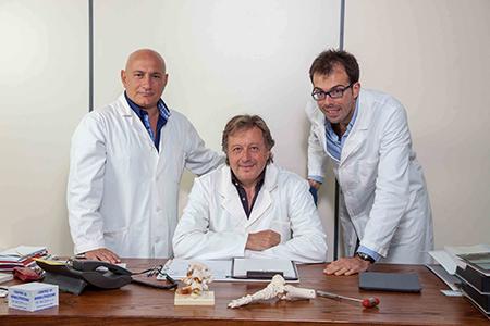 Enrico D'Andrea, Alfonso De Nicola, Raffaele Canonico