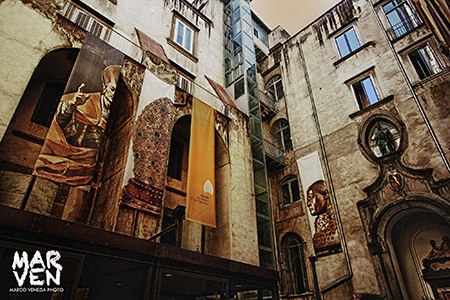 'Januaria - Una notte al Museo del tesoro di San Gennaro' - http://www.expartibus.it/