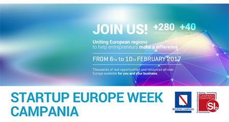Startup Europe Week Campania