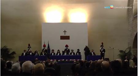 Apertura dell'Anno Giudiziario della Corte dei Conti