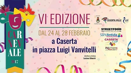Carnevale a Caserta 2017