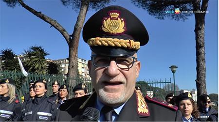 Ciro Esposito Comandante Polizia Municipale