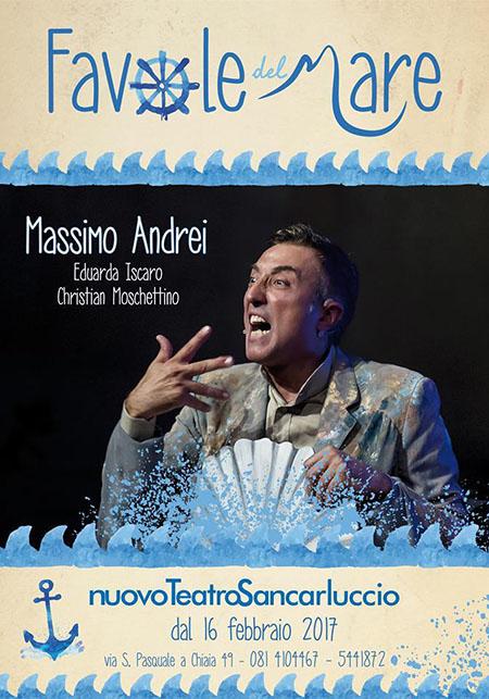 'Favole del mare' Massimo Andrei