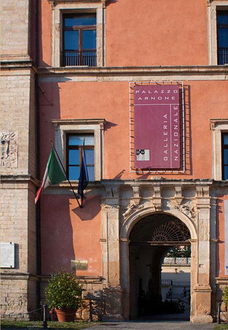 Galleria Nazionale Palazzo Arnone Cosenza