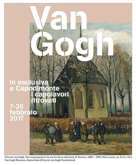 Van Gogh, in esclusiva a Capodimonte capolavori ritrovati