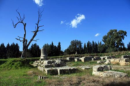 Locri, Tempio Marasà