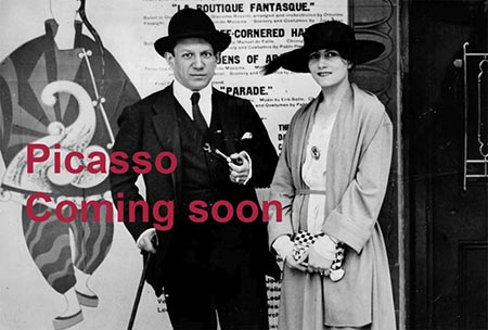 Picasso coming soon