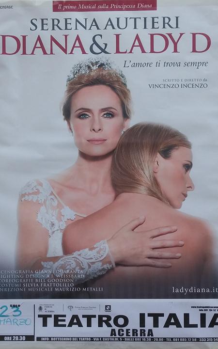 'Diana e Lady D'
