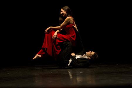 'Dimmi che mi ami' al Teatro Vascello