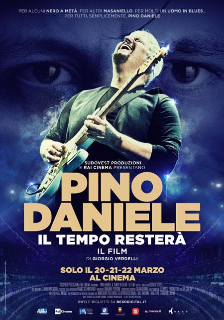 """""""Pino Daniele – Il tempo resterà"""""""