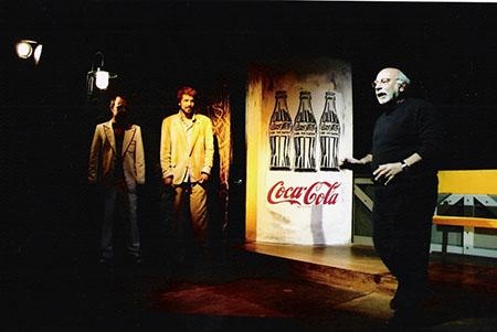 Rosario D'Angelo, Ettore Nigro, Lucio Allocca