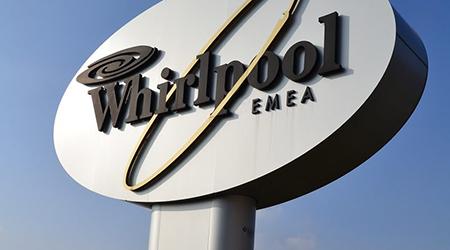 stabilimento Whirpool Teverola
