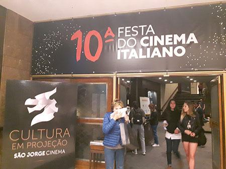 10 festa do Cinema Italiano
