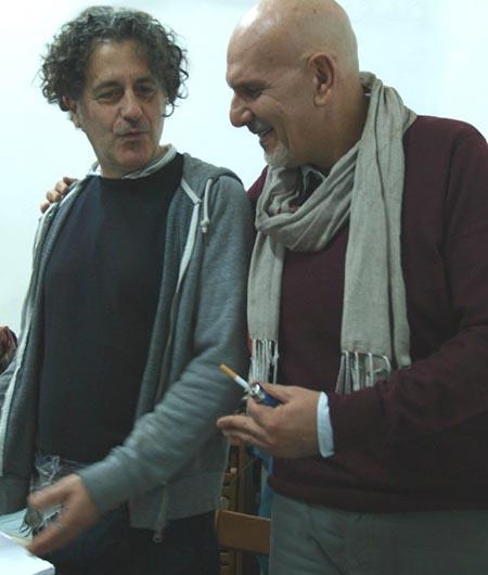 Gianni De Feo e Roberto Russo