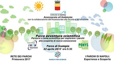 Parco Avventura Scientifica