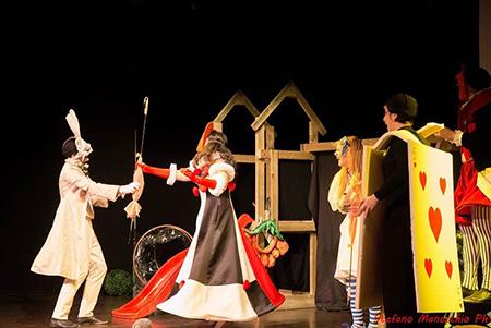 'Alice nel Paese delle meraviglie'