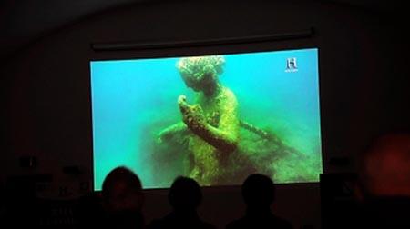 'Baia, la Pompei sommersa'