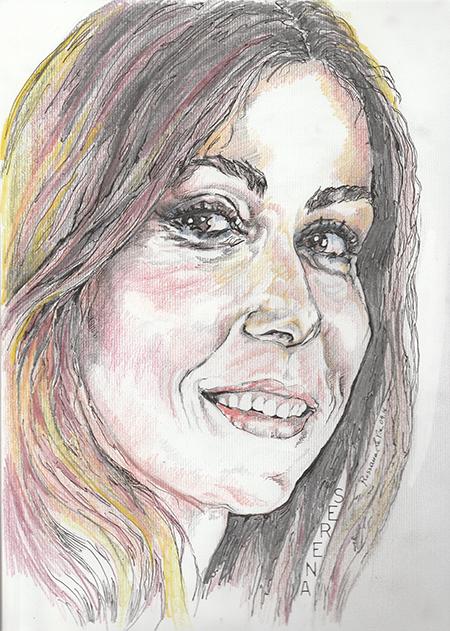 Miriam Candurro Serena Cirillo di UPAS
