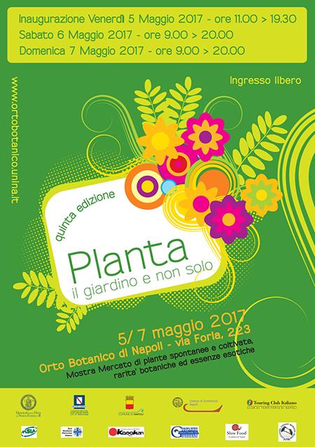 'Planta, il giardino e non solo'