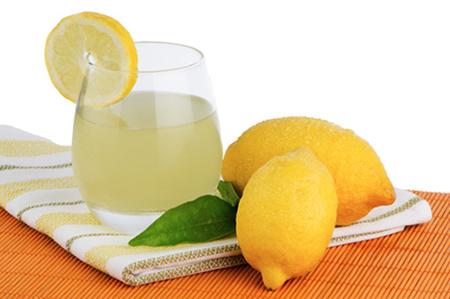 Sciroppo al limone