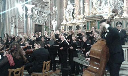 'Stabat Mater' Chiesa del Gesù Nuovo Napoli