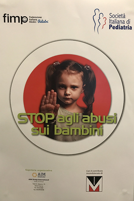 Stop abusi sui bambini