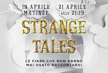 'Strange Tales'