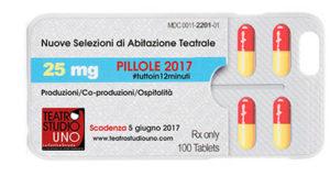 Bando Pillole 2017-18