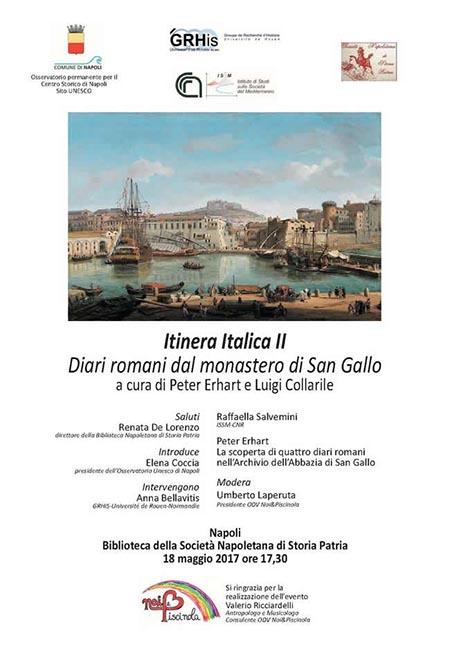 'Itinera Italica II'
