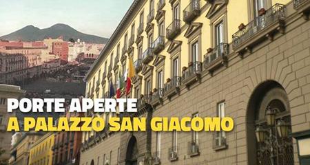 Porte aperte e Palazzo San Giacomo
