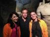 Ben Stiller alla Galleria Borbonica di Napoli