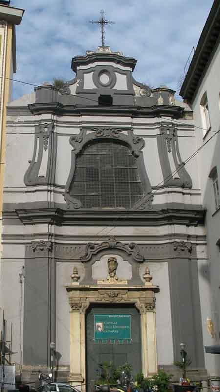 Chiesa di San Pietro Martire Napoli