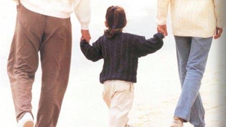 genitori e bambini
