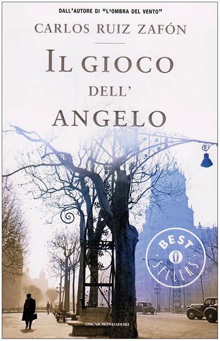'Il gioco dell'angelo' di Carlos Ruiz Zafon