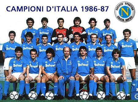 Napoli Campione d'Italia 1986-87