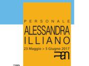 Personale di Alessandra Illiano