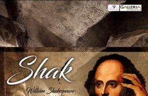 'Shak - William Shakespeare e lo Shock della Creazione'