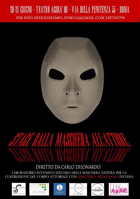 Stage Dalla maschera all'attore
