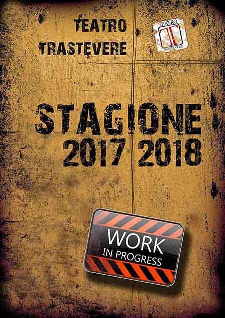 Teatro Trastevere Roma Stagione 2017-2018