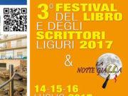 3° Festival del Libro e degli Scrittori Liguri