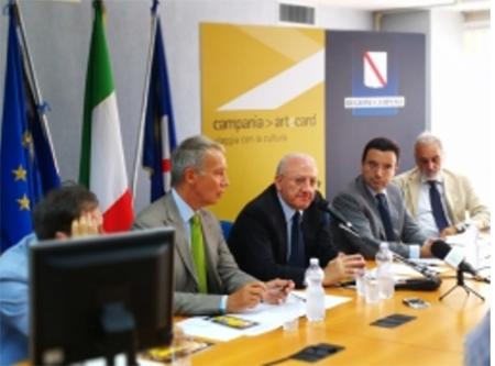 Campania Artecard MANN-Capodimonte