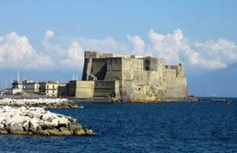Napoli, Castel dell'Ovo, ph Luca Alessi