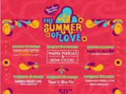 The summer of love al Dum Dum Republic